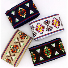 New National Lace Accessories Ethnic Clothing Embroidery Ribbon Wind Special Yarn