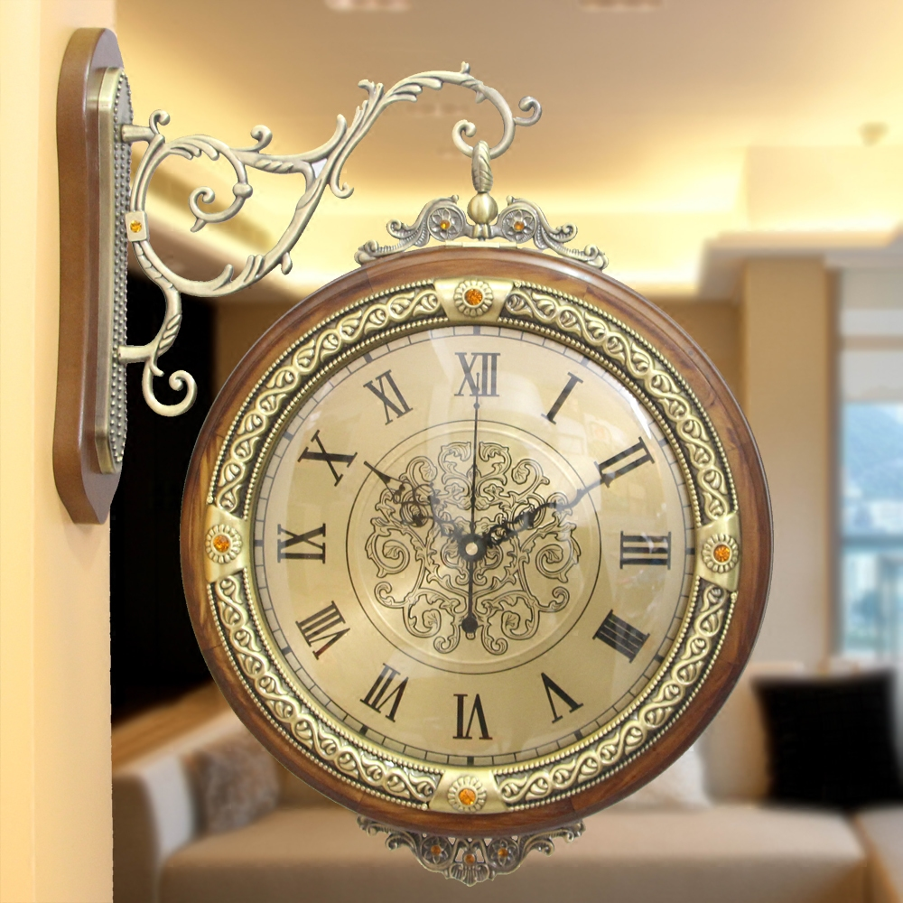 Fantastic Metal Art Wall Clock Elaboration - Wall Art Collections ...