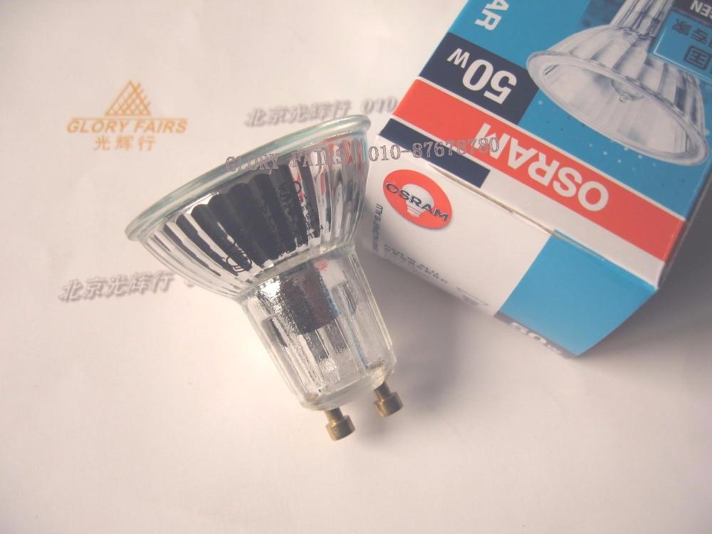 OSRAM HALOPAR 230V 35W 35D GU10 FL FLOOD halogen lamp 64821 64820 FL PAR16 ALU reflector