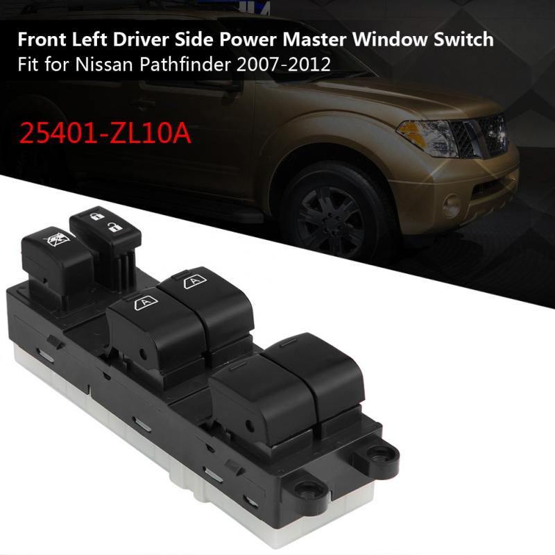 Front Left Driver Side Power Master Window Switch For