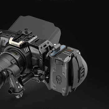 TILTA Side Focus Handle TA-SFH1-97-G Run/Stop for Tilta BMPCC 4K cage /GH5 cage /FUJIFILM XT3 Cage fit F970 battery