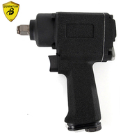 1 2 Double Hammers Mini Pneumatic Air Impact Wrench Micro Two Hammer For Car Repairing Maintenance