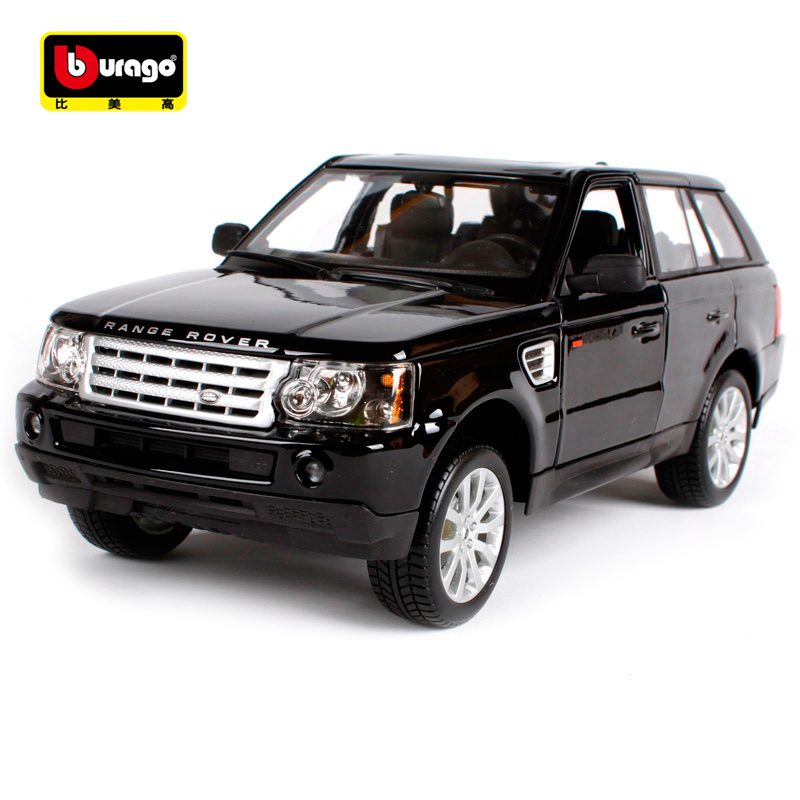 Maisto Bburago 1:18 L R Sport SUV Car Diecast Model Car Toy New In Box Free Shipping URUS SUV 11042 31135 maisto bburago 1 18 1959 jaguar mark 2 ii diecast model car toy new in box free shipping