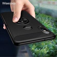ГБ Чехол Для Сяо mi Redmi Note 5 Pro 4 ГБ 64 Гб магнитный держатель кольца телефонные чехлы для Xao mi Xio mi Redmi Note 5 pro 5,99 крышка корпуса