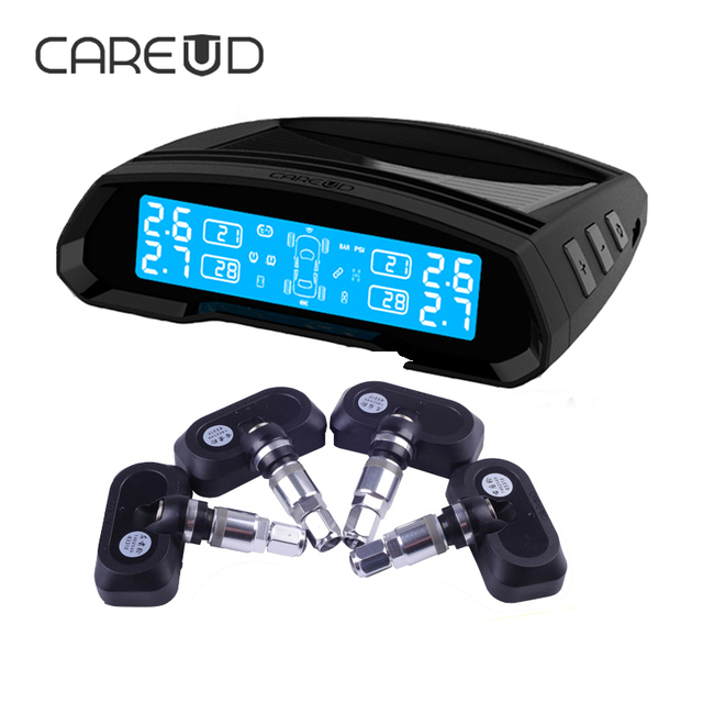 Aliexpress Buy CAREUD TPMS U802 Solar USB Power Supply