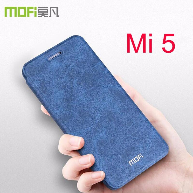Xiaomi mi5 cas flip en cuir 32 gb Xiaomi mi 5 retour couverture rigide xiaomi mi 5 cas 128 gb funda coque 64 gb Xiaomi mi 5 pro cas