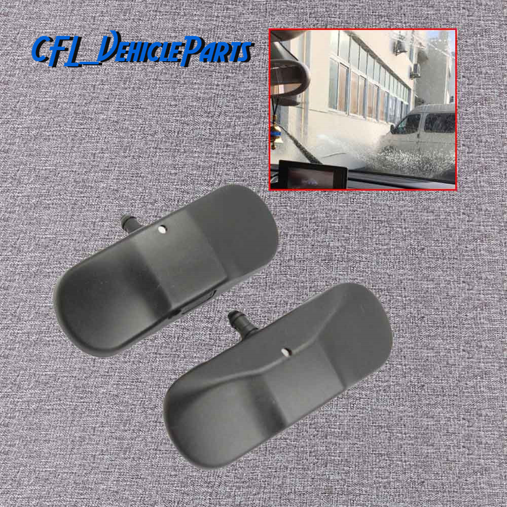 Pair of VW Amarok Front Washer Jet//Nozzles
