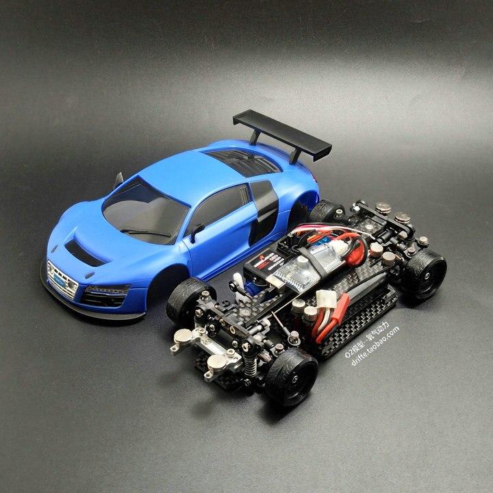 MINI-D1/ 28RC Mini-drift Four-drive Front-drive Rear-drive Remote-control Electric Model Racing  Vehicle Hot Sale