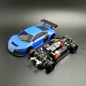 Remote-Control Model-Racing-Vehicle Mini-Drift Electric Four-Drive Hot-Sale