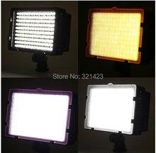 Photo Studio Accessories CN-126 LED Video Camera Light DV Camcorder Photo Lighting 5400K For Canon Nikon Sony