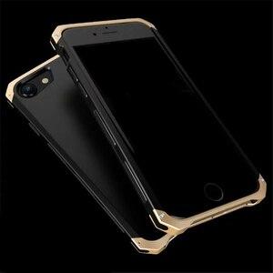Image 4 - Aluminium Metalen Bumper + Pc Cover Telefoon Case Op Voor Iphone Se 2 2020 5 S 5 S 6 S 6 Plus 7 7 Plus 8 8 Plus X Xr Xs Max Xsmax 11 Pro Max