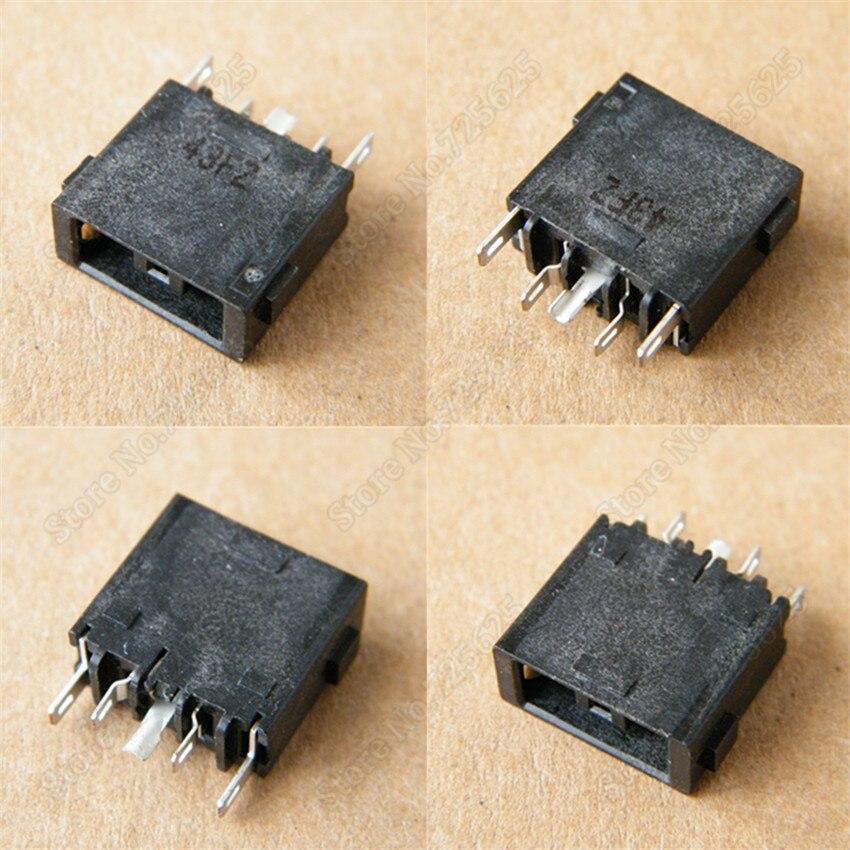 DC AC gniazdo zasilania wtyczka Port ładowania złącze wtykowe dla Lenovo M490S B490S M4400S V4400