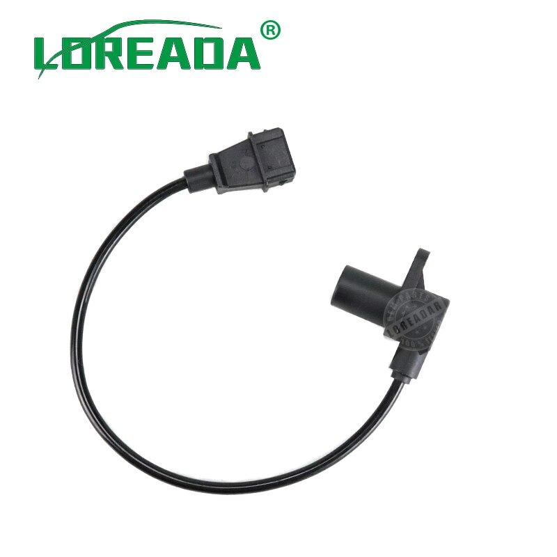 LOREADA Car Crankshaft Position Sensor Pulse For KIA Clarus Retona Sportage OEM 0261210104 0K08A18891A 0K9A018891A Hot Sell
