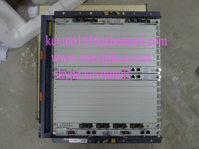 US $1700 0 |ZTE EPON or GPON optical line terminal C300 with front chassis,  2*SCXN+2*GUFQ with 2 modules+2*PRWH-in Network Cabinets from Computer &