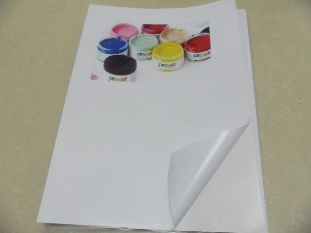 Wholesale Price 500 Sheets Waterproof Self Adhesive A4