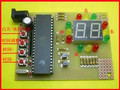 FREE Shipping!!!  Based on 51 single-chip design of traffic lights graduation lights / Electronic Component