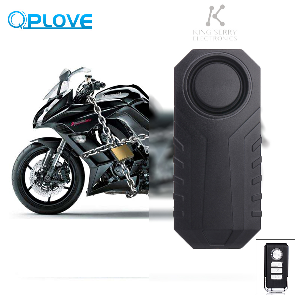 KS-SF22R Motorcycle Bike Waterproof Electric Bicycle Security Anti Loss Wireless Remote Control Vibration Detector AlarmKS-SF22R Motorcycle Bike Waterproof Electric Bicycle Security Anti Loss Wireless Remote Control Vibration Detector Alarm