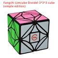A Estrenar Fangshi Diversiones Limcube 6.5 cm Dreidel (Versión Simple) Cubo Mágico Rosa Cubos Del Rompecabezas Juguetes educativos Especiales juguetes
