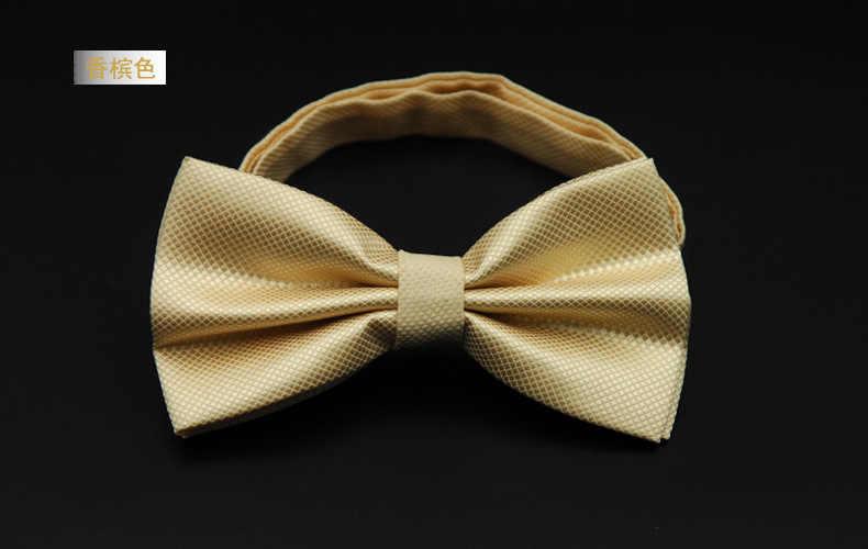 Cityraider ouro vermelho azul auto laço laços para homem de seda pré-amarrado smoking gravata borboleta casamento borgonha gravata por atacado vip link c033