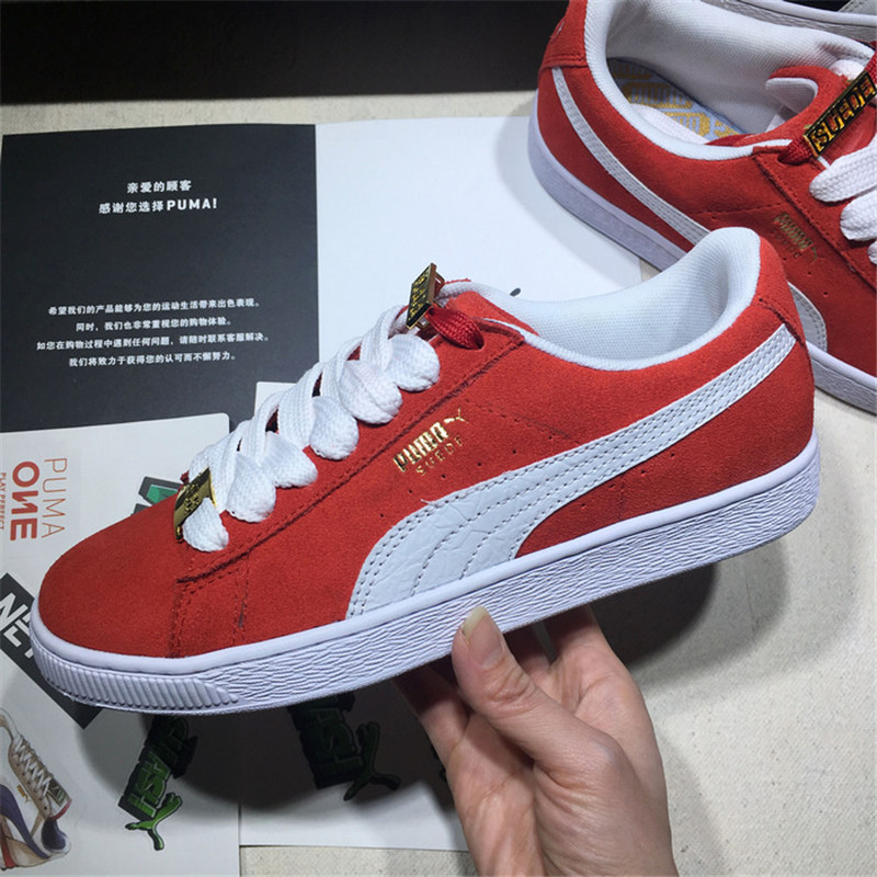 9461e8ec13 Puma shoes Puma Suede Classic BBOY Fabulous 50th Anniversary Classic Shoes  size 36-44