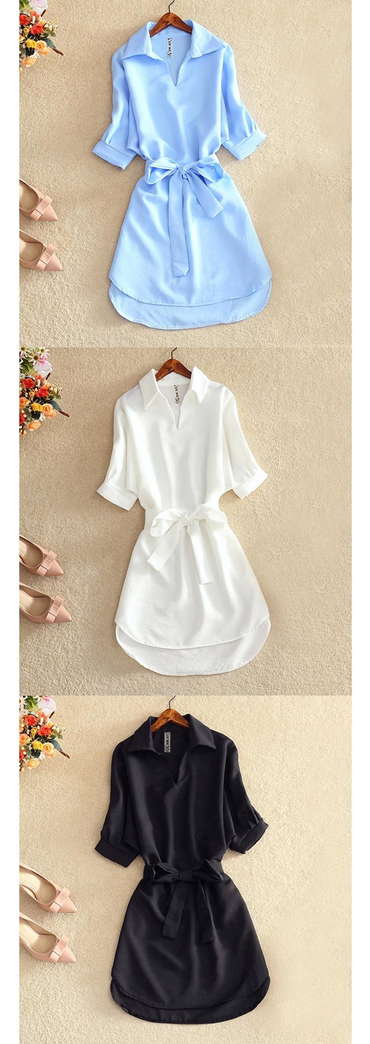 Summer Casual Dress Shirts 9