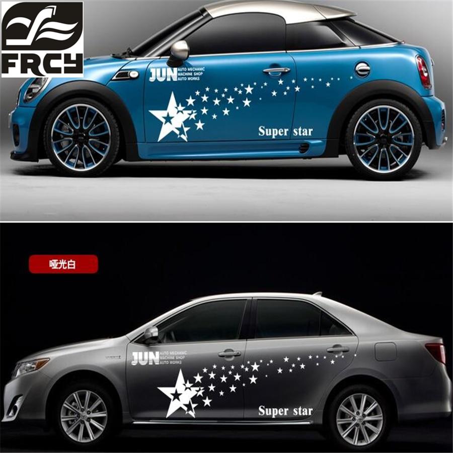 Car body sticker design for sale - 2017 Hot Sale Top Fashion Car Body Alternative Stickers For Toyota Rav4 Camry Vios 2008 Accord