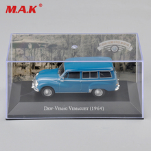 1/43 Scale Cheap Toys Atlas Diecast DKW-VEMAG Car Vehicle Collectible Model New mini toys Kids gift