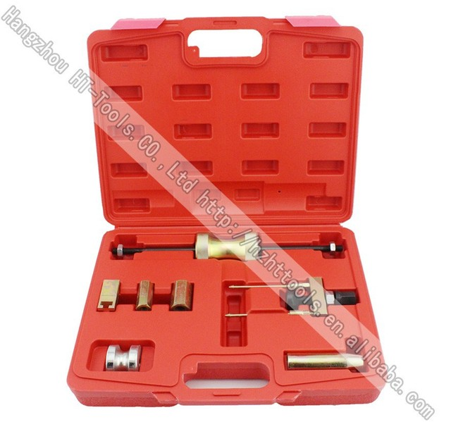7pc Professional Injector Puller Set For VW Audi Diesel Engine for Injector Remover