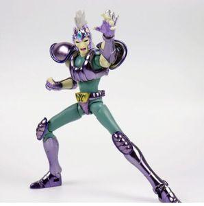 Image 1 - Offerta speciale Grande Giocattoli Dasin Ichi Hydrus Idra EX casco bronzo GT azione figura di modello del giocattolo del metallo armatura