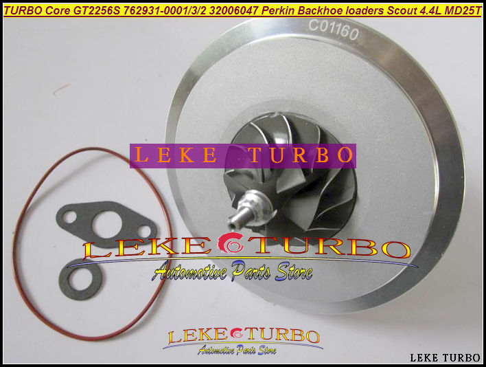 Turbo Cartridge Chra Core GT2556S 738233 2674A404 738233-5002S 738233-0002 For Perkins Industrial Gen Set 1004-40T N14G2 03 4.4L turbo cartridge chra gt2556s 711736 5026s 711736 2674a227 for perkins massey ferguson 5455 tractor 4 4l loader backhoe 420d it
