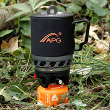 APG 1100ml camping gas stove portable gas burners