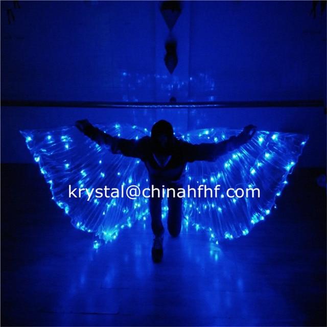 New design men and women LED luminous cloak /light-up costumes/Ballroom dance  sc 1 st  AliExpress.com & New design men and women LED luminous cloak /light up costumes ...