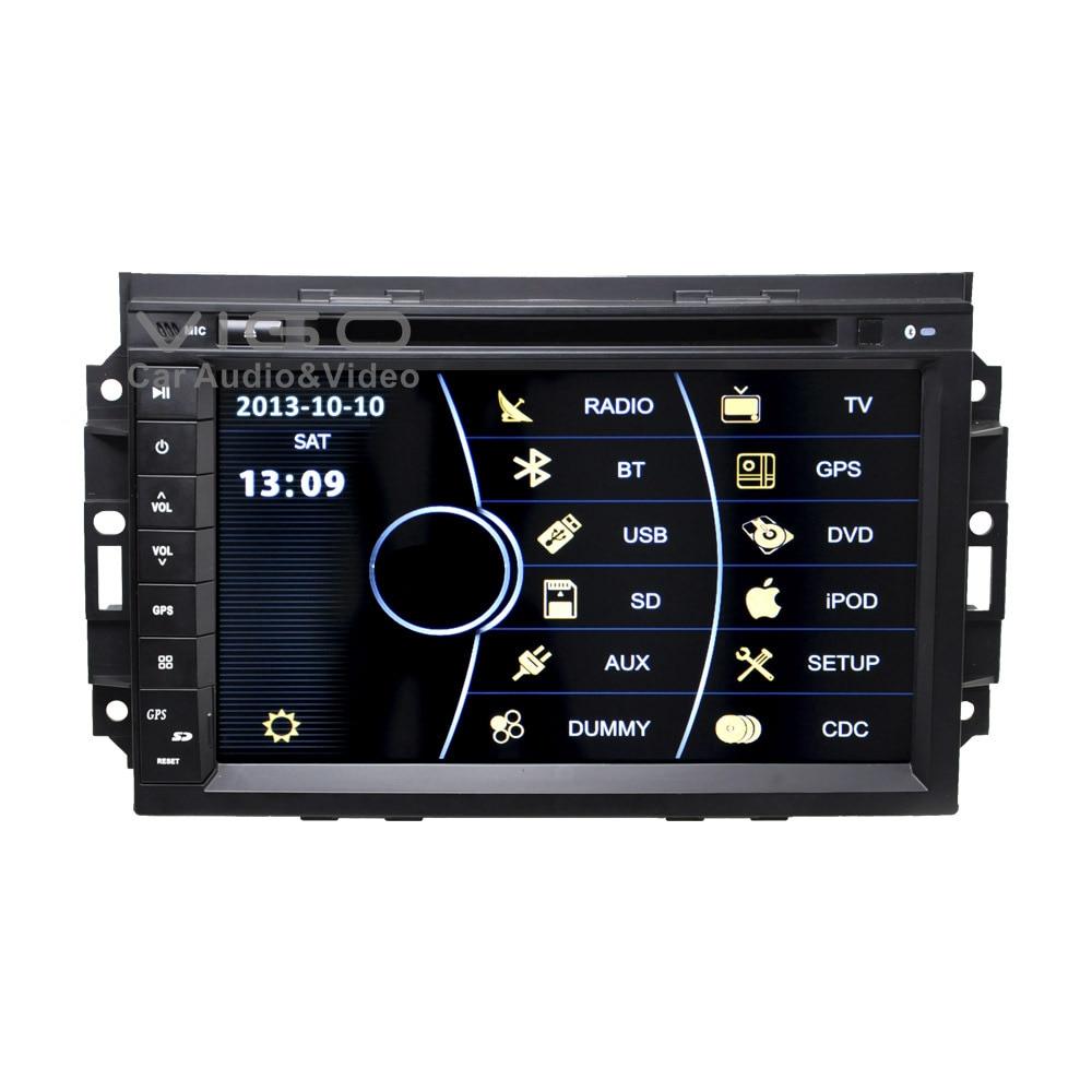 2006 Chrysler 300 Battery Wiring: Vehicle Stereo GPS Navigation For Chrysler 300C/Jeep/Dodge