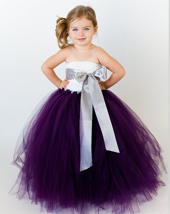 7c14be117 Tutu Baby Girl Fashion Infant Princess Dress 1st Birthday Tutu ...