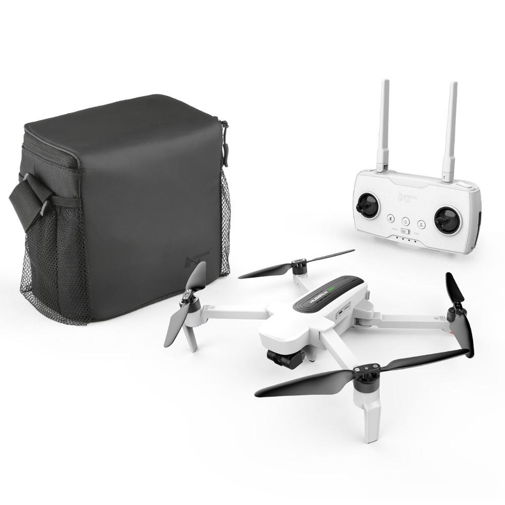 Hubsan H117S Zino RC Drone GPS 5G 1KM składane ramię WiFi FPV 4K UHD kamera 3  osi Gimbal Quadcopter RTF z worka 1/2 baterii w Helikoptery RC od Zabawki i hobby na  Grupa 1