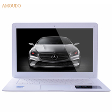 Amoudo-6C Плюс 14 дюймов Intel Core i7 CPU 4 ГБ + 120 ГБ + 500 ГБ Dual Дисков Windows 7/10 система 1920×1080 P FHD Ноутбук ноутбука