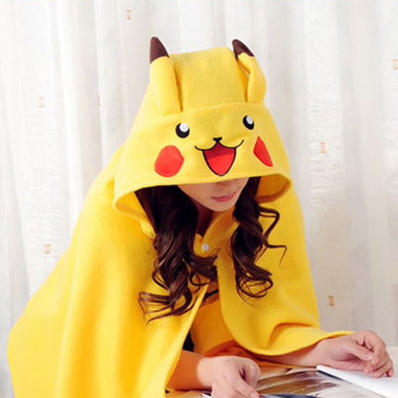 2017 font b Women b font Coat casual font b Animal b font Onesies Pikachu font