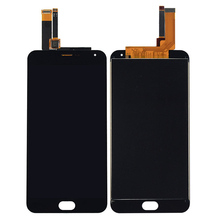 MeiZu M2 Note Original LCD and Touch Screen Assembly Repair Parts 5.5 inch For For MeiZu M2 Note Phone Free Shipping+Tools
