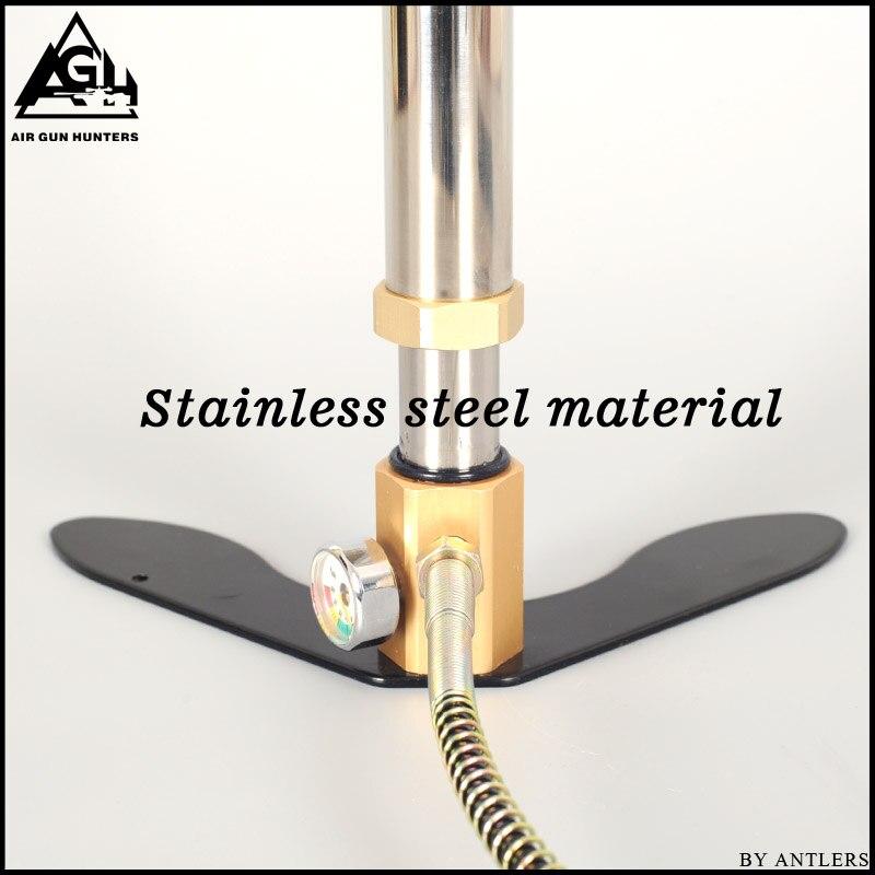 Högtrycksluft Pcp Pump 4500PSI / 30MPA Rostfritt stål PCP luft - Skytte - Foto 3