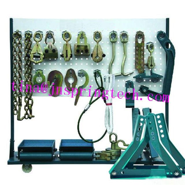 SP V8 Car Straightening Auto Frame Machine Car Body Repair Bench-in ...