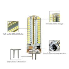 10 Pieces/Lot 220V G4 Bombillas LED Lights For Home Led G4 12v 3w 4w 5w 6w 7w 9w 10w Lamparas Led Light Bulb Lighting Spotlight