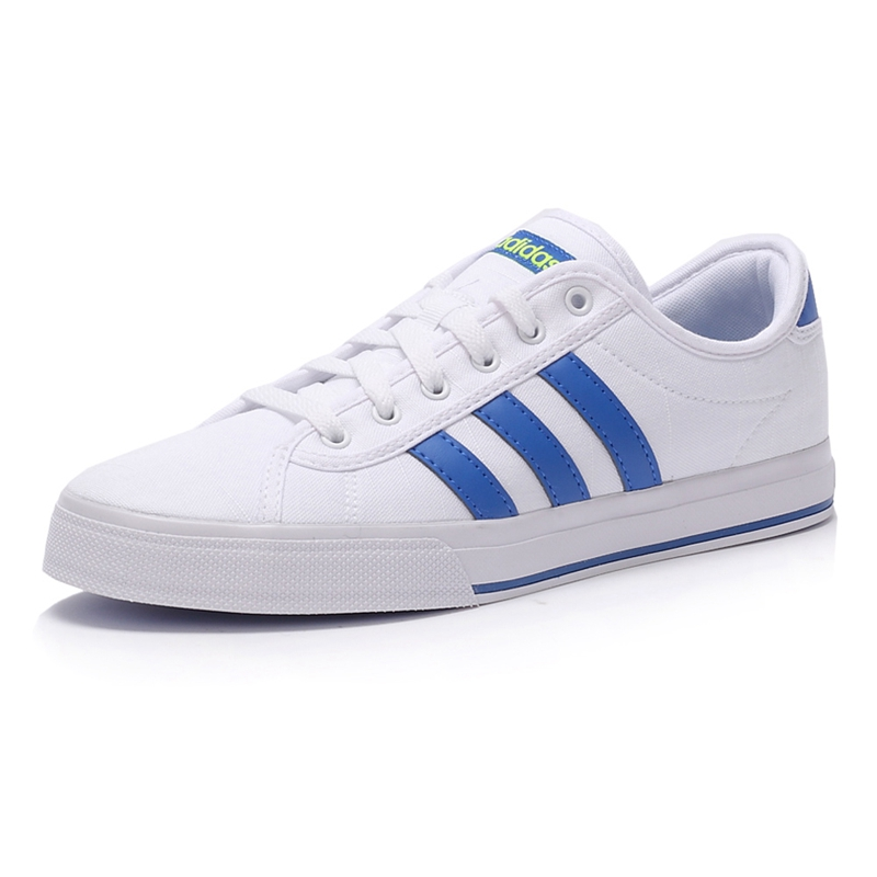 best website ededd 0913d ... ebay official adidas neo label white blue mens skateboarding shoes  sneakers strike outdoor sports brand designer