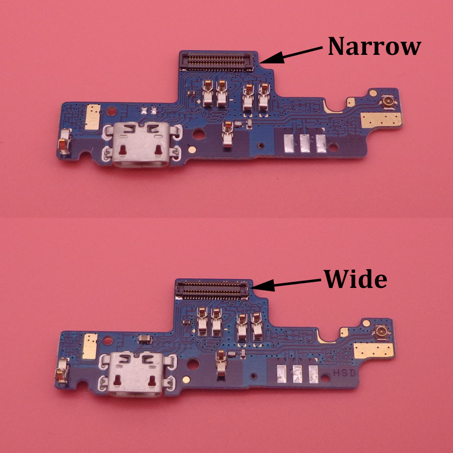For Xiaomi Redmi Note 4x Usb Charger Charging Port Ribbon