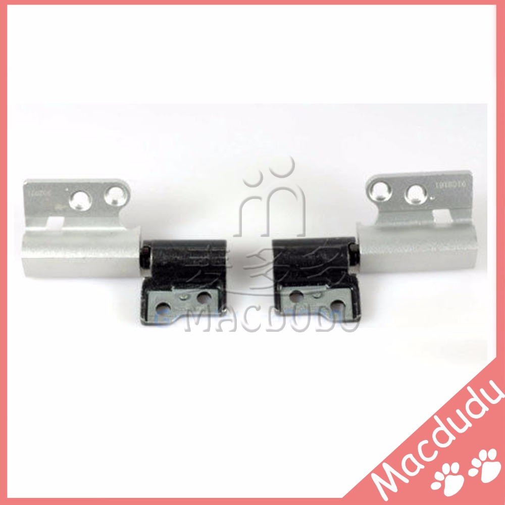Brand New LCD Hinge (L&R) for 13 Macbook Air A1237 A1304 Free Shipping microphone cable for macbook air a1237 a1304 13inch tested verified supplier