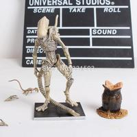 Movie Aliens Colonial Marines Xenomorph Boiler PVC Action Figure Collectible Toy 5