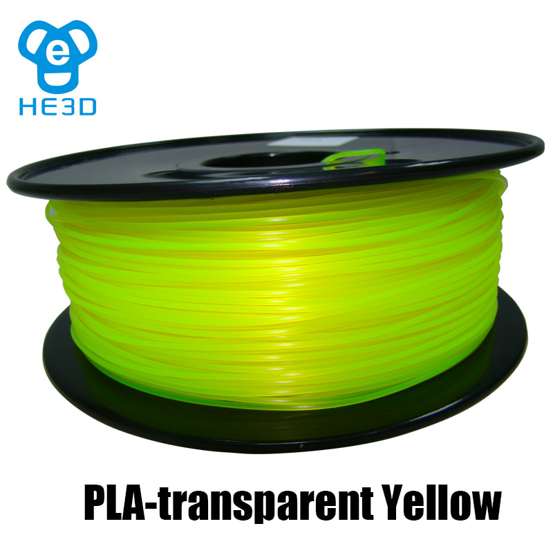 PLA-transparent Yellow