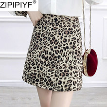 01dcd26e 2019 Summer Genuine New Arrivals Women Animal Print Leopard Sexy Mini Skirt  High Waist A-Line Skirt Female Casual Skirt Q698. US $12.00 / piece ...