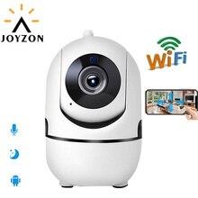 HD 1080P กล้อง IP WIFI Wireless Baby Monitor Night Vision อัตโนมัติการติดตามการเฝ้าระวังความปลอดภัยเครือข่ายกล้องวงจรปิด MINI CAM