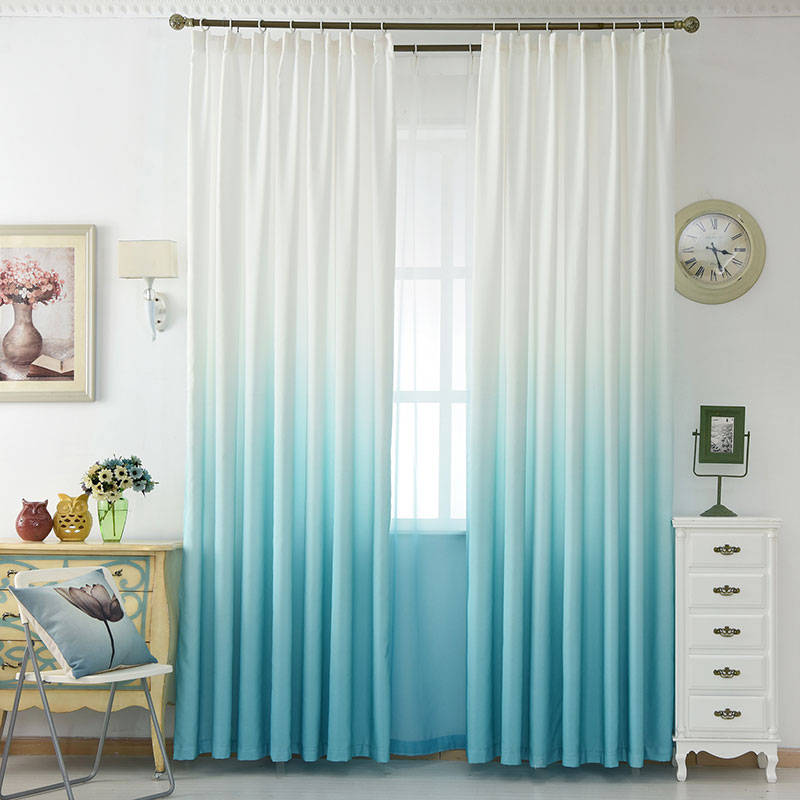 5 Color Window Curtain 1