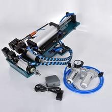 1 шт. DZ-315 горячая Распродажа Полуавтоматическая и пневматическая машина для зачистки проводов/кабелей